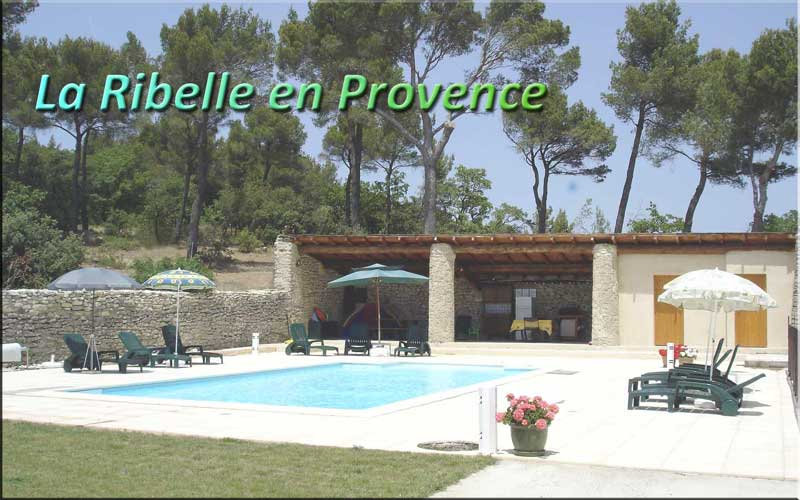 Location gites Vaucluse Provence